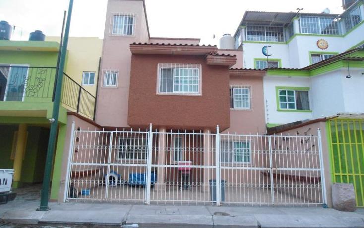 Foto de casa en venta en  162, villas el dorado, irapuato, guanajuato, 443702 No. 01