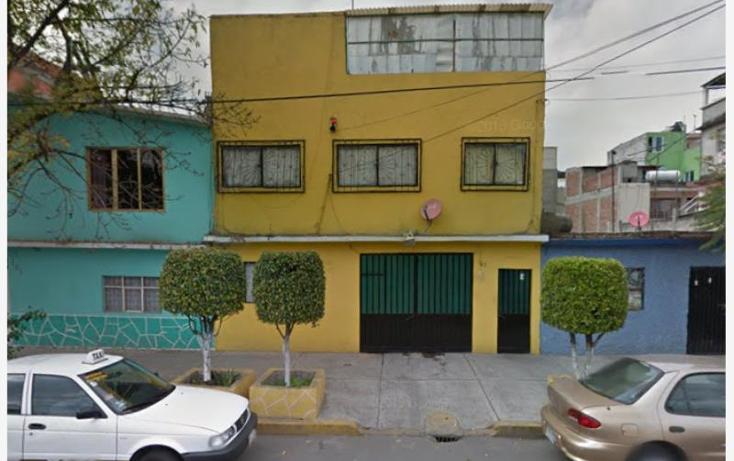 Foto de casa en venta en  163, agrícola oriental, iztacalco, distrito federal, 1341719 No. 01