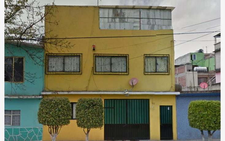 Foto de casa en venta en  163, agr?cola oriental, iztacalco, distrito federal, 2028594 No. 01