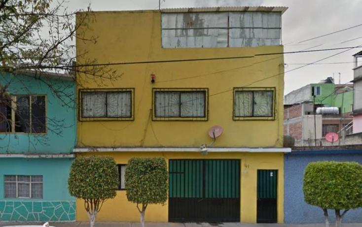 Foto de casa en venta en  163, agr?cola oriental, iztacalco, distrito federal, 2028594 No. 02