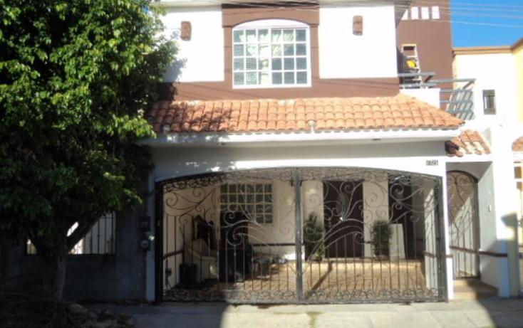 Foto de casa en venta en  16315, villas del rey, mazatl?n, sinaloa, 1674780 No. 01