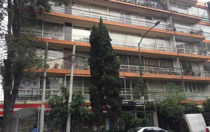 Foto de departamento en venta en  165, hipódromo condesa, cuauhtémoc, distrito federal, 2689775 No. 01