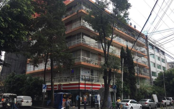 Foto de departamento en venta en  165, hipódromo condesa, cuauhtémoc, distrito federal, 2689775 No. 02
