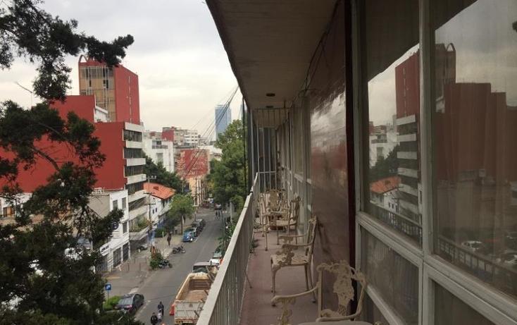 Foto de departamento en venta en  165, hipódromo condesa, cuauhtémoc, distrito federal, 2689775 No. 27
