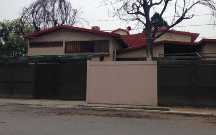 Foto de casa en venta en  165, san lorenzo, saltillo, coahuila de zaragoza, 879849 No. 01