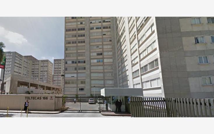 Foto de departamento en venta en  166, carola, ?lvaro obreg?n, distrito federal, 1633664 No. 02