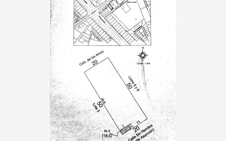 Foto de terreno comercial en venta en calzada de los arcos 166, loma dorada, querétaro, querétaro, 1797082 No. 06