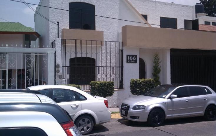 Foto de casa en venta en  166, vergel de arboledas, atizapán de zaragoza, méxico, 1047831 No. 01