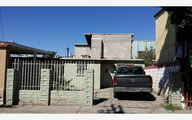 Foto de casa en venta en  1673, alameda, mexicali, baja california, 877467 No. 01