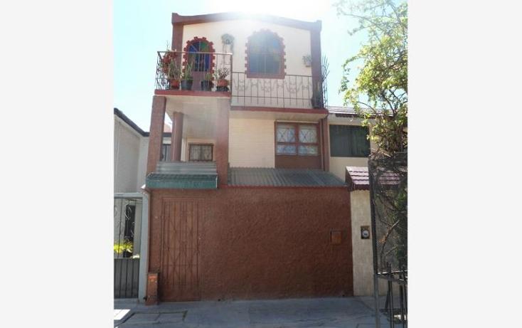 Foto de casa en venta en  16b, el arbolillo, gustavo a. madero, distrito federal, 1906748 No. 01