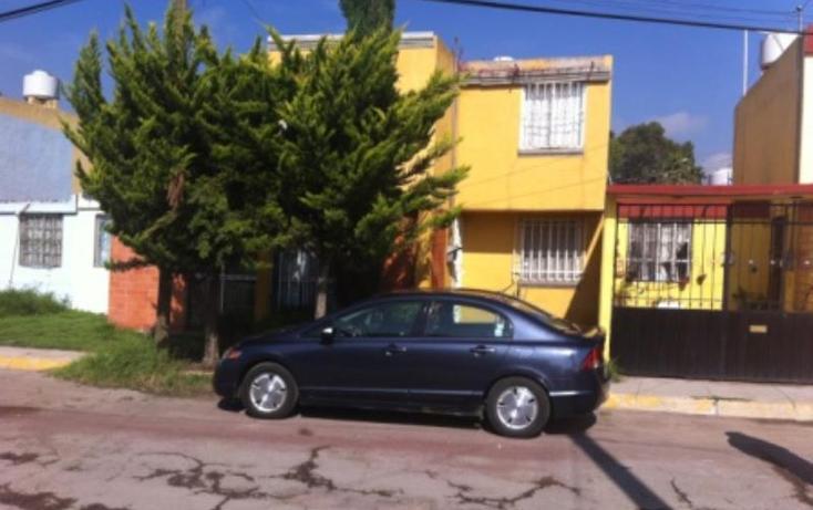 Foto de casa en venta en  17, casa ¨b¨, villas de santa maría, tonanitla, méxico, 1528332 No. 01