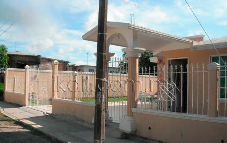 Foto de casa en venta en deportivo , 17 de octubre, tuxpan, veracruz de ignacio de la llave, 1669150 No. 01