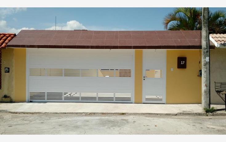 Foto de casa en renta en ocote 17, floresta, veracruz, veracruz de ignacio de la llave, 2702007 No. 01