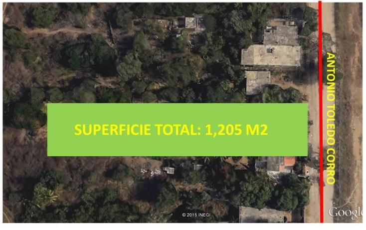 Foto de terreno habitacional en venta en antonio toledo corro 17, huertos familiares, mazatlán, sinaloa, 1573356 No. 01