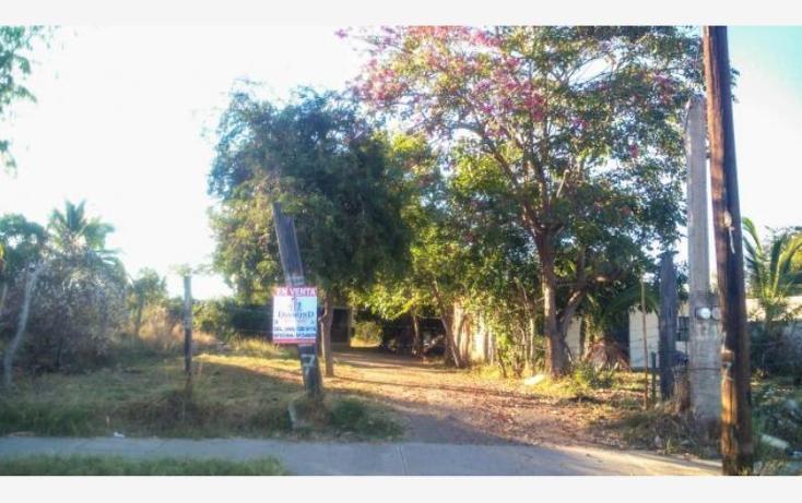 Foto de terreno habitacional en venta en  17, huertos familiares, mazatlán, sinaloa, 990921 No. 07