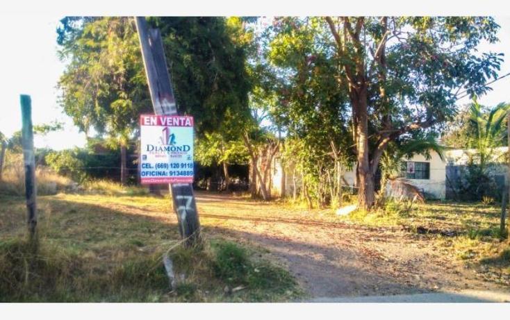 Foto de terreno habitacional en venta en  17, huertos familiares, mazatlán, sinaloa, 990921 No. 10