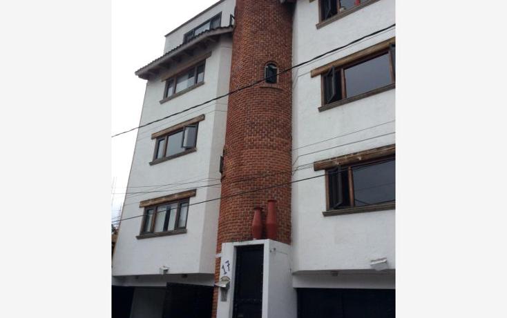 Foto de departamento en venta en  17, lomas quebradas, la magdalena contreras, distrito federal, 1574210 No. 01