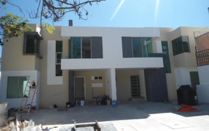 Foto de casa en venta en  17, moctezuma, tepic, nayarit, 377183 No. 01