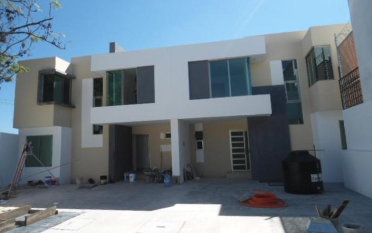 Foto de casa en venta en  17, moctezuma, tepic, nayarit, 377183 No. 02