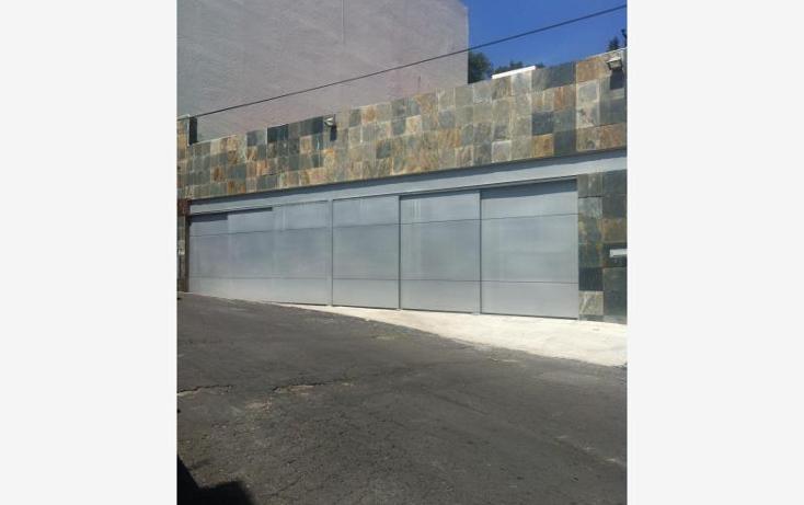Foto de oficina en renta en  17, progreso tizapan, álvaro obregón, distrito federal, 1414229 No. 01