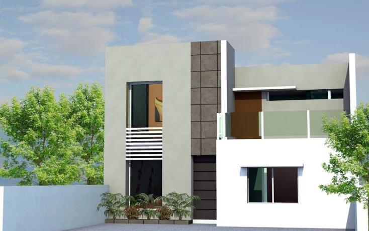 Foto de casa en venta en  17, real santa fe, villa de álvarez, colima, 782427 No. 01