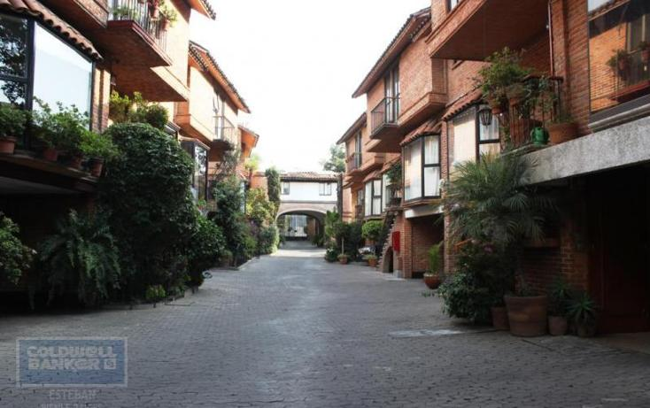 Foto de casa en condominio en venta en  17, san angel inn, álvaro obregón, distrito federal, 1910865 No. 02