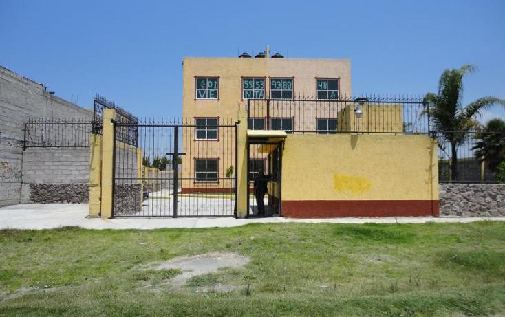 Foto de departamento en venta en  17, san marcos, zumpango, méxico, 1442419 No. 01