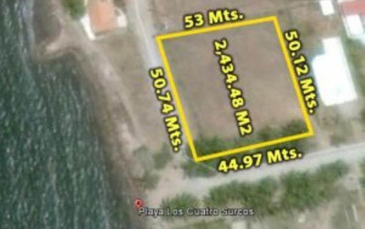 Foto de terreno habitacional en venta en  17, teacapan, escuinapa, sinaloa, 1727130 No. 01