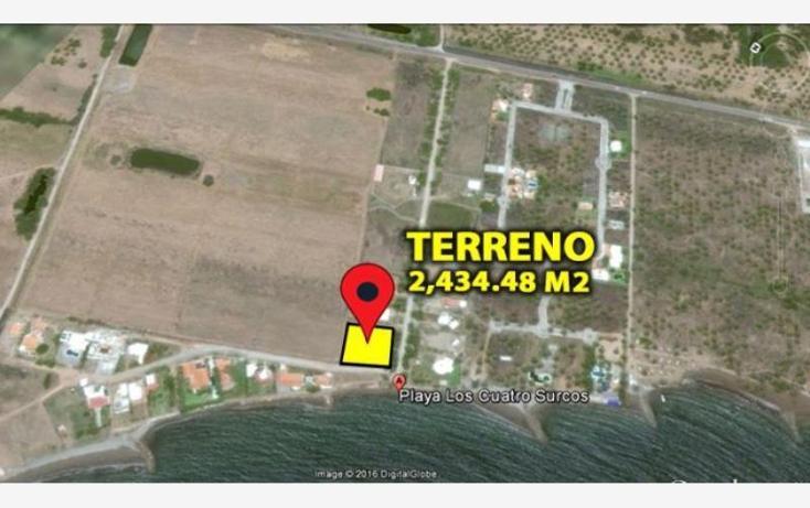 Foto de terreno habitacional en venta en  17, teacapan, escuinapa, sinaloa, 1727130 No. 03