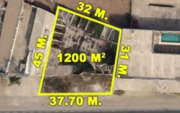 Foto de terreno comercial en venta en  17, urias, mazatlán, sinaloa, 1571808 No. 01