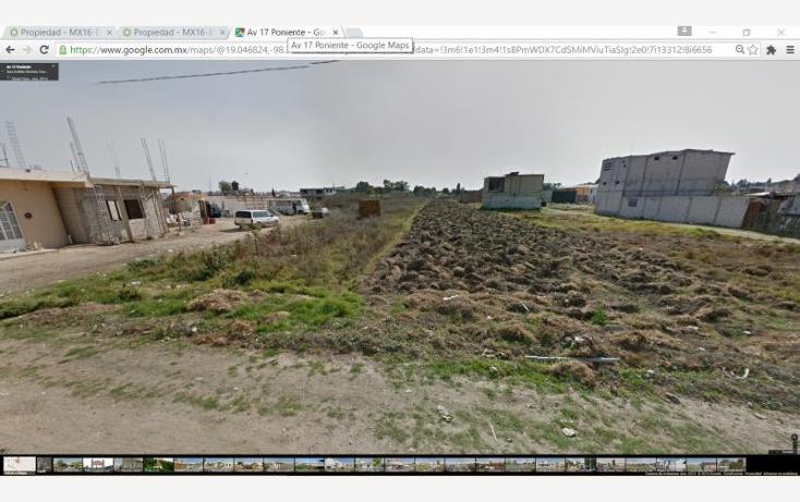 Foto de terreno habitacional en venta en  1704, santa maría cuaco, san andrés cholula, puebla, 1938234 No. 02