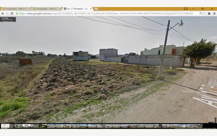 Foto de terreno habitacional en venta en  1704, santa maría cuaco, san andrés cholula, puebla, 1938234 No. 03
