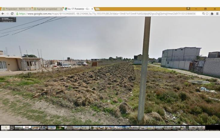 Foto de terreno habitacional en venta en  1704, santa maría cuaco, san andrés cholula, puebla, 1938234 No. 04