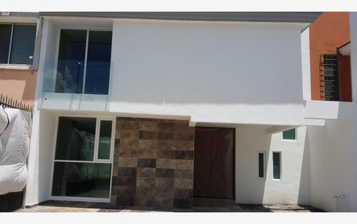 Foto de casa en venta en  1704, zerezotla, san pedro cholula, puebla, 2046998 No. 01