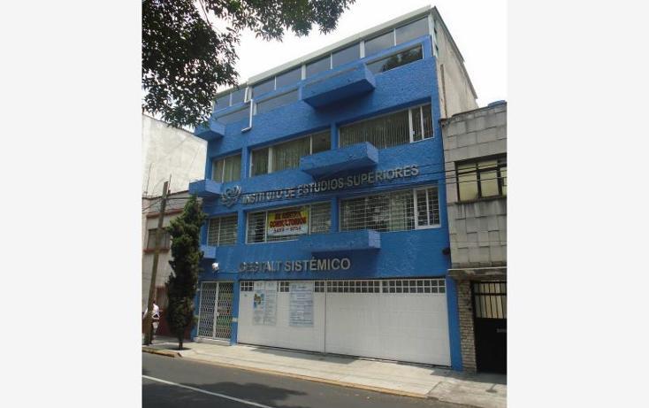 Foto de edificio en venta en  173, álamos, benito juárez, distrito federal, 1395105 No. 01