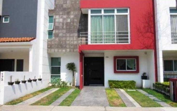 Foto de casa en venta en  174, jardín real, zapopan, jalisco, 2691268 No. 01