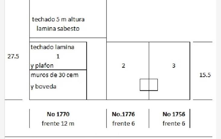 Foto de bodega en venta en  1756, 1770, y 1776, ferrocarril, guadalajara, jalisco, 1779696 No. 12