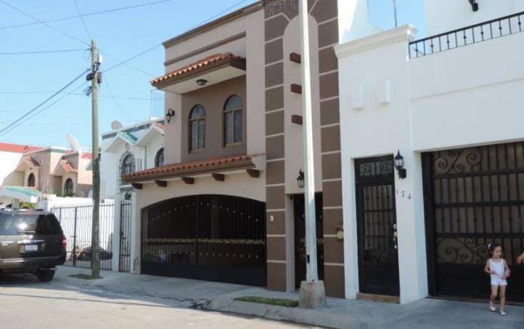 Foto de casa en venta en  176, hacienda del mar, mazatl?n, sinaloa, 1710046 No. 01