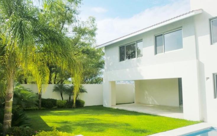 Foto de casa en venta en  177, paraíso country club, emiliano zapata, morelos, 1476275 No. 02