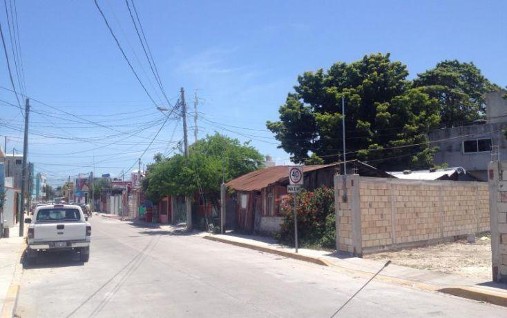 Foto de terreno habitacional en venta en 17a 244, benito juárez, carmen, campeche, 1612060 no 05