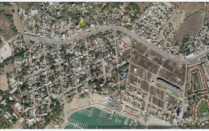 Foto de terreno habitacional en venta en  18, cruz de huanacaxtle, bah?a de banderas, nayarit, 1336213 No. 04