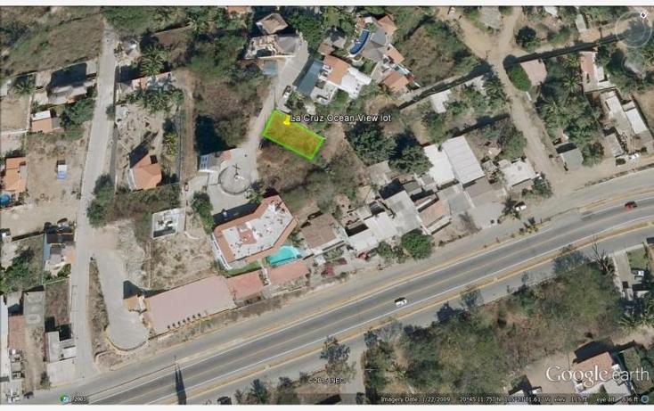 Foto de terreno habitacional en venta en  18, cruz de huanacaxtle, bah?a de banderas, nayarit, 1336213 No. 05