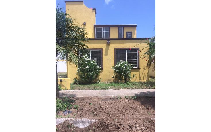 Foto de casa en venta en  , 18 de marzo, ciudad madero, tamaulipas, 1330429 No. 01