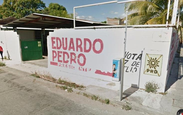 Foto de terreno habitacional en venta en  18, estación, ciudad ixtepec, oaxaca, 1794438 No. 01