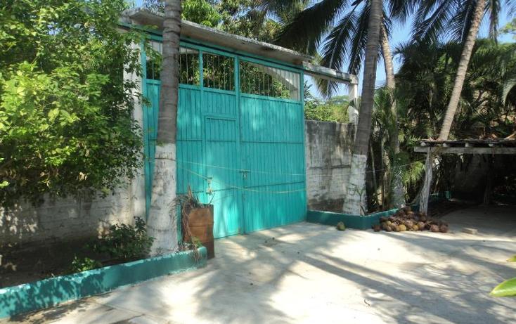 Foto de casa en venta en  18, la venta, acapulco de juárez, guerrero, 1783702 No. 01