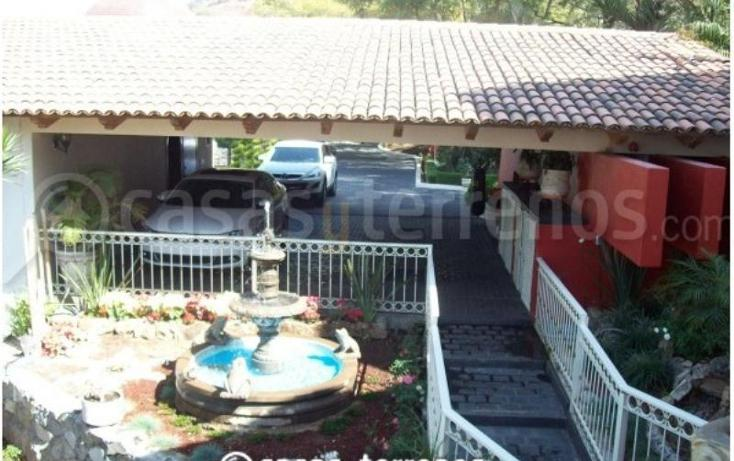 Foto de casa en venta en  18, las cañadas, zapopan, jalisco, 393394 No. 01