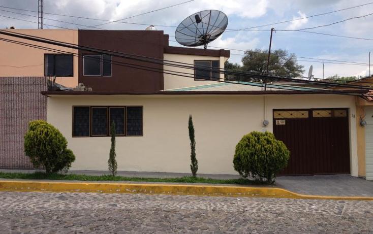 Foto de casa en renta en  18, las fuentes, atlacomulco, méxico, 848029 No. 01