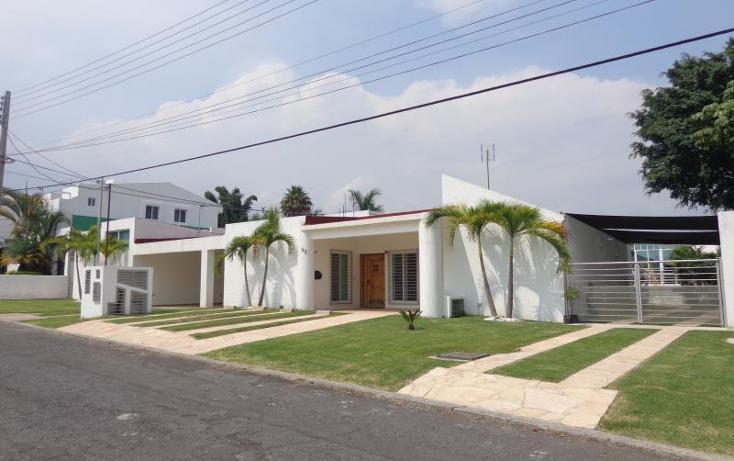 Foto de casa en venta en  18, lomas de cocoyoc, atlatlahucan, morelos, 1986854 No. 01
