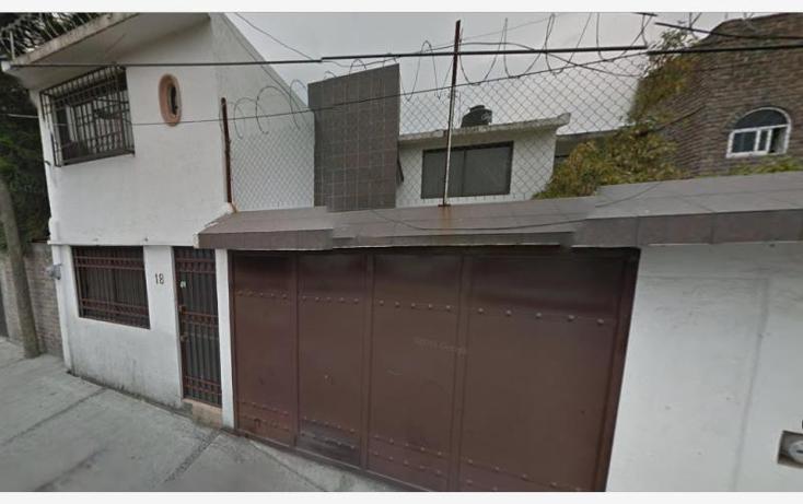 Foto de casa en venta en  18, lomas de padierna sur, tlalpan, distrito federal, 968785 No. 01
