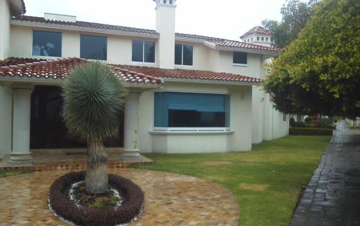 Foto de casa en venta en 15 de mayo 18, puerta de hierro, puebla, puebla, 1608722 No. 01